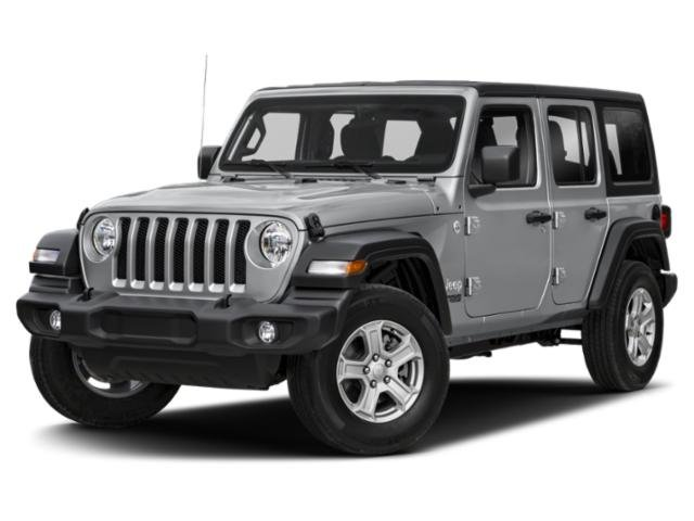 Certified Pre-Owned 2018 Jeep Wrangler Unlimited Sport S