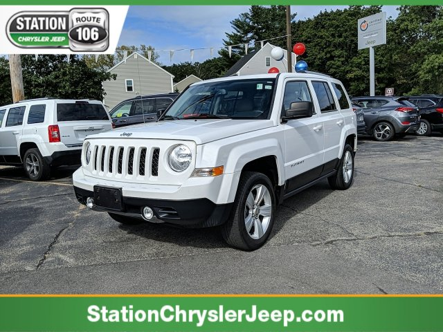 Certified Pre-Owned 2014 Jeep Patriot Limited