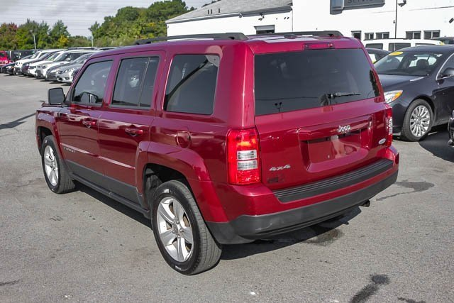 Pre Owned 2014 Jeep Patriot Latitude