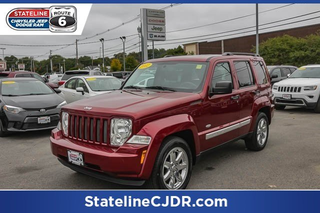 Pre Owned 2012 Jeep Liberty Sport Latitude