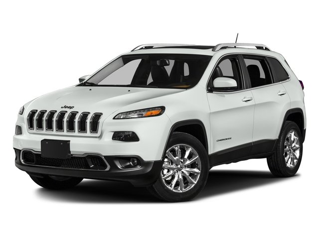 Certified Pre Owned 2017 Jeep Cherokee Limited