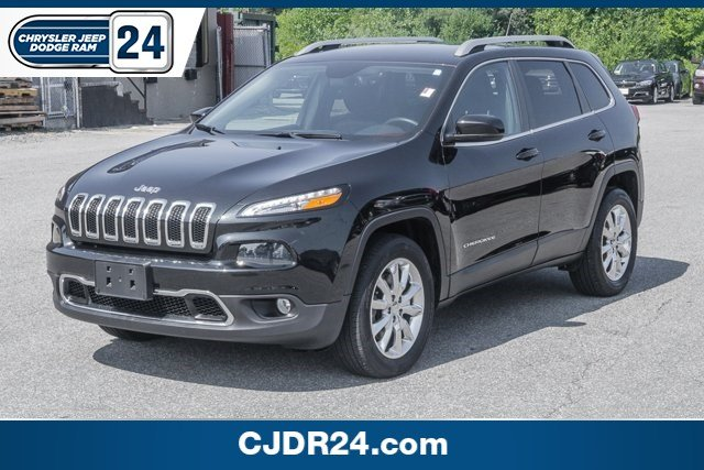 Pre Owned 2015 Jeep Cherokee Limited