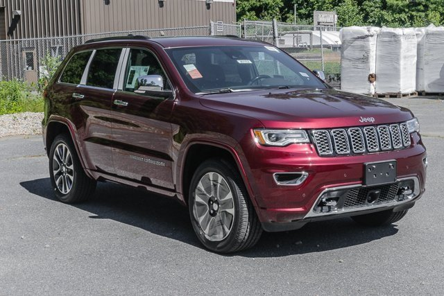 2018 jeep grand cherokee overland best new cars for 2018. Black Bedroom Furniture Sets. Home Design Ideas