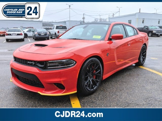 New 2019 Dodge Charger Srt Hellcat Sedan In Brockton J7267 Cjdr 24