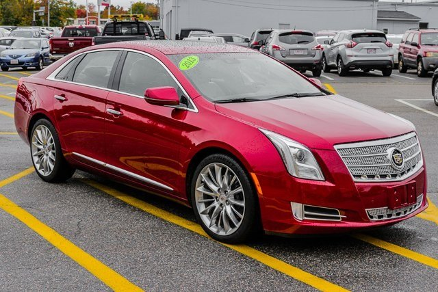 Pre Owned 2013 Cadillac Xts Platinum 4dr Car In Brockton P5148