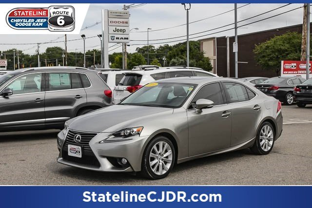 Pre Owned 2014 Lexus Is 250 250 4dr Car In Brockton K166a Cjdr 24