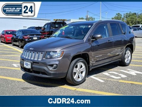 Certified Pre-Owned 2015 Jeep Compass Latitude