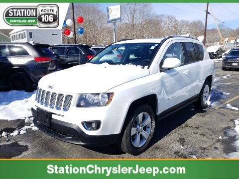 Certified Pre-Owned 2015 Jeep Compass High Altitude Edition