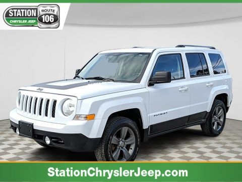 Certified Pre-Owned 2016 Jeep Patriot Sport SE