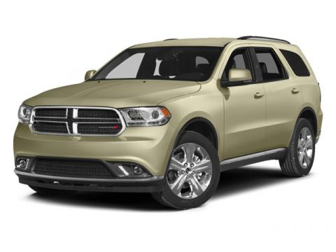 Certified Pre-Owned 2014 Dodge Durango SXT