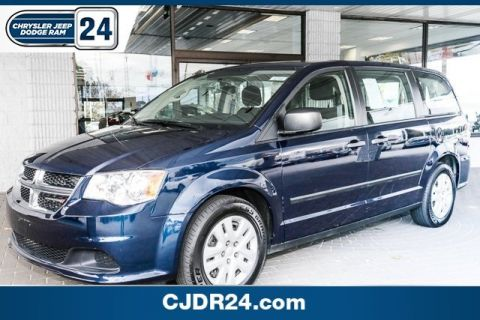 Certified Pre-Owned 2015 Dodge Grand Caravan American Value Pkg